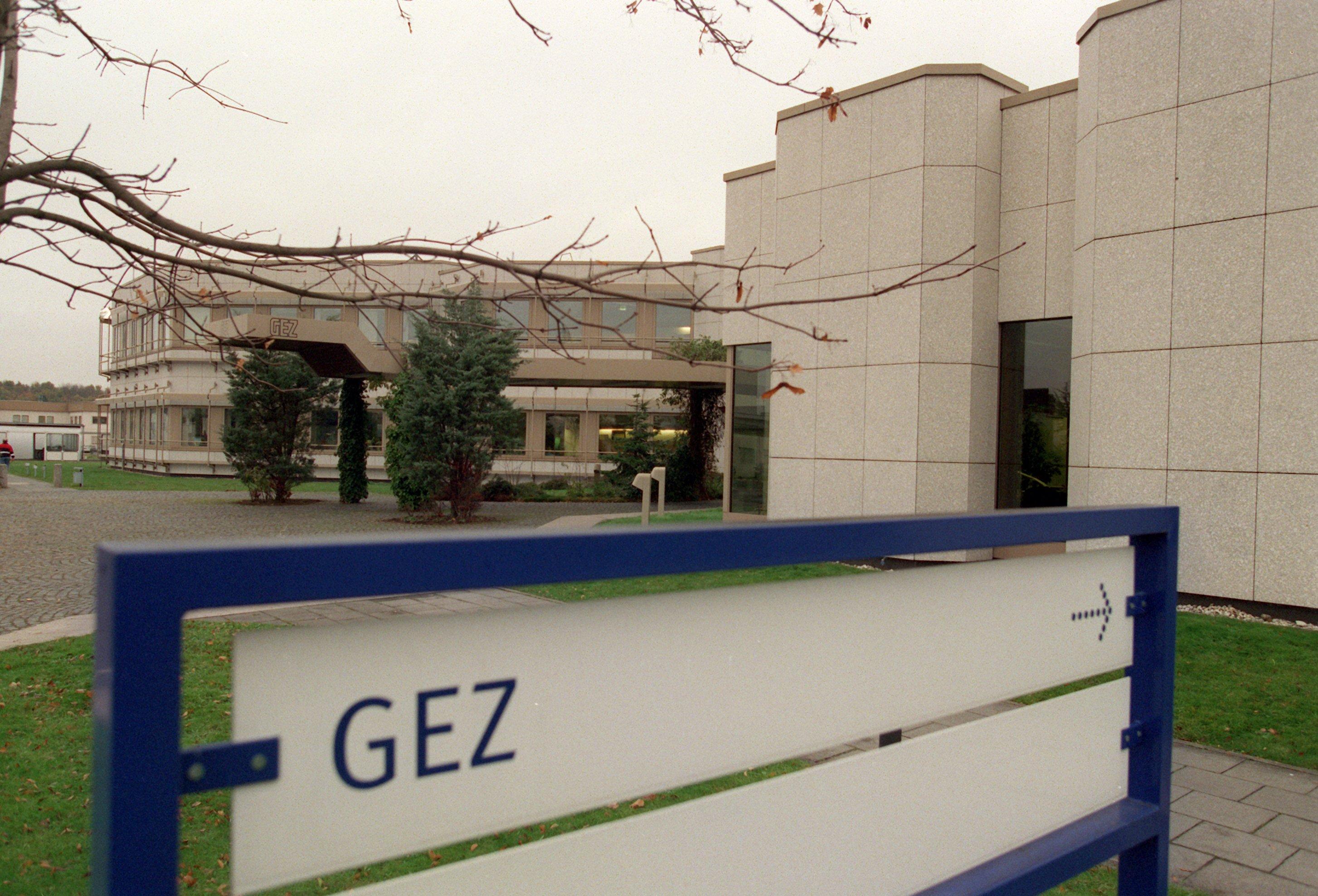 GEZ Gebühren-Einzugs-Zentrale in Köln