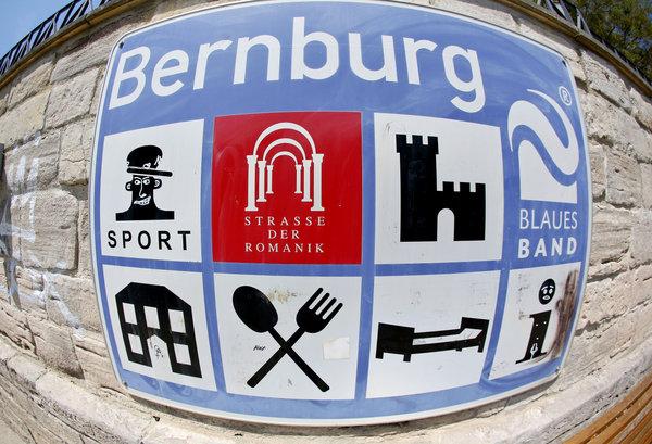 Bernburg an der Saale