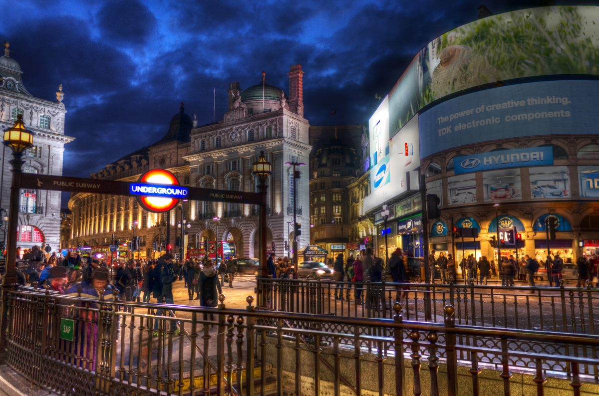 London. Foto: dpa